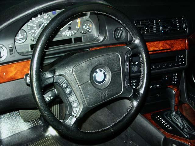 Bmw E39 Steering Wheel