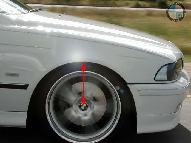 BMW E39 Suspension Survey