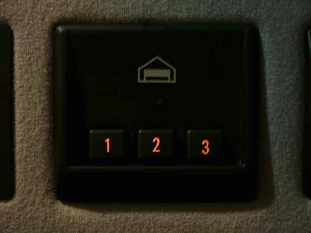 Bmw E39 Universal Garage Door Opener Ugdo Illumination